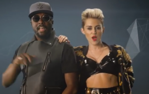 will.i.am – Feelin' Myself ft. Miley Cyrus, Wiz Khalifa, French Montana
